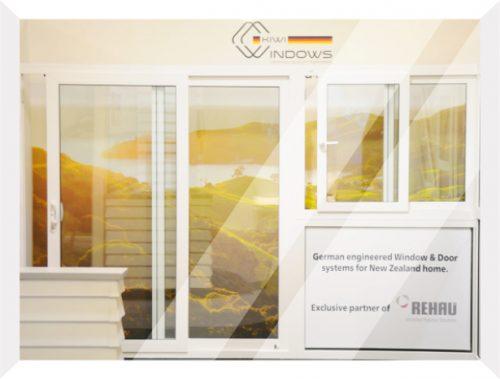 Kiwi windows, Rehau certificate