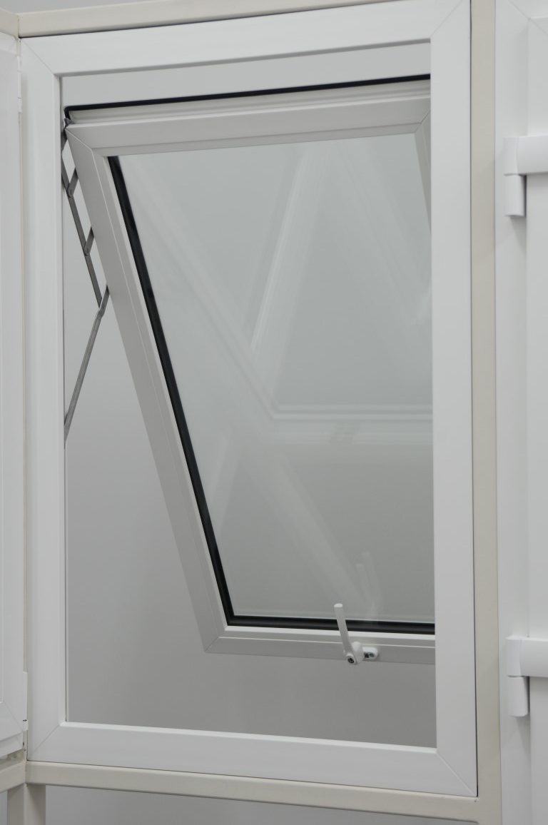 awning upvc windows