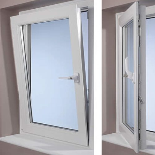tilt and turn upvc windows